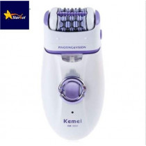 Women Electric Hair Shaver Body Face Legs Depilator Epilator