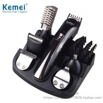 New 6In1 Hair Trimmer Hair Clipper Electric  Shaver Beard
