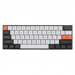 Feker 61/104 keys DSA Profile PBT Sublimation Keycap for Anne pro 2 Feker 01 RK 61 60% Mechanical Keyboard