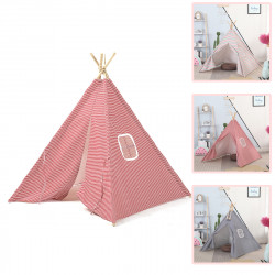 Indoor Children Kids Play Tent Teepee Wigwam Gift Pretend Playhouse Sleeping Dome Toys Castle Cubby
