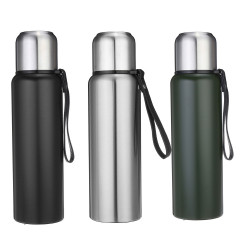 800/1000/1500ml Outdoor Sport Stainless Steel Water Vacuum Insulation Bottles