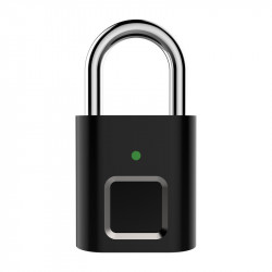 Anytke L34 Smart Fingerprint Door Lock Anti Theft 0.5 Second Unlock Travel Luggage Lock Keyless Drawer Lock From Xiaomi Youpin