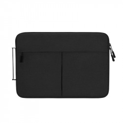 BUBM 13inch Polyester Laptop Bag Waterproof Handbag Multifunctional Travel Business Storage Bag