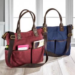 Women Waterpoof Large Capacity Handbag Crossbody Bag