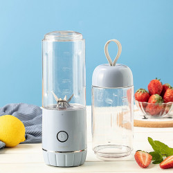 MAIHUI Multi-function Juicer USB Rechargeable Smoothie Blender for Children's Food