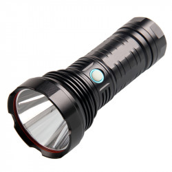 XANES SST40 Super Bright Flashlight 5 Modes 18650 Battery LED Light