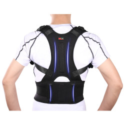 Mumian G09 Adjustable Breathable Posture Corrector Brace Shoulder Back Support Belt Fitness Exercise Tools