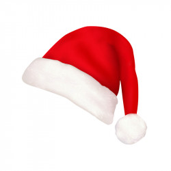 Banggood Flashlight Christmas Surprise Santa Hat