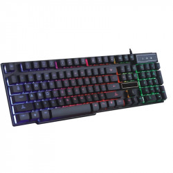 GX50 Gaming Membrane Backlight Mechanical Keyboard with Suspension Key Cap