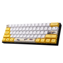 OEM Profile PBT Sublimation Motorcycle Keycap for 60% Anne pro 2 Royal Kludge RK61 Geek GK61 GK64 Mechanical Keyboard