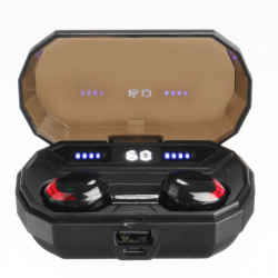 T10 TWS Wireless Earbuds bluetooth 5.0 Earphone 9D Stereo LED Display IPX7 Waterproof Headphone with Mic