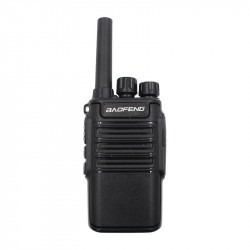 Baofeng P1 8W Mini Ultra Thin Handheld Radio Walkie Talkie Chinese English Voice Intercom Hotel Interphone