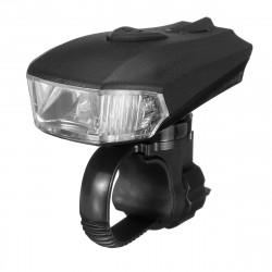 BIKIGHT SLA1 Bike Front Light 5 Mode USB Rechargeable Bicycle LED Lamp Headlight Night Warning Light