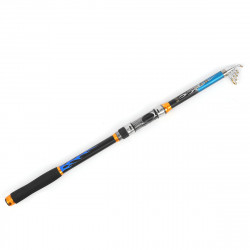 ZANLURE 2.7m Ultralight Hard Telescopic Fishing Rod Portable Sea Lake Spinning Pole