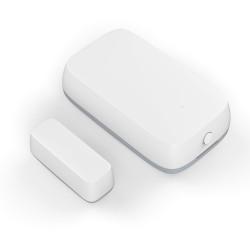 Moeshouse Zig bee WiFi Door Window Alarm Sensor Home Security Wireless Magnetic Sensor For Smart Home Work with App Control