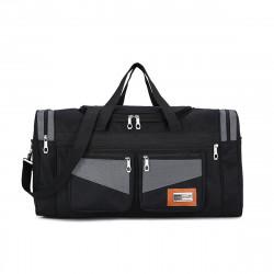 Oxford Cloth Fitness Bag Handbag Outdoor Sports Gym Yoga Bag Travel Crossbody Luggage Bag