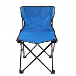 ZANLURE 58x35x35cm Folding Fishing Chair Camping Picnic Beach Seat Patio Portable Stool