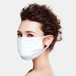 10Pcs Reusable Cotton Dust-proof Breathable Mask Three-dimensional Cutting Soft Comfortable