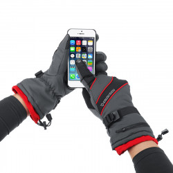 Winter Ski Cycling Thermal Gloves Touch Screen Anti-slip Full Finger Bike Glove
