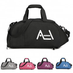AoluHeng Multifunctional Waterproof Sports Fitness Yoga Backpack Outdoor Travel Gym Shoulder Bag Shoes Bag