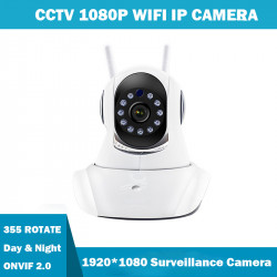 Cctv Wireless 2Mp Ip Camera Home Security Wifi Baby Monitor