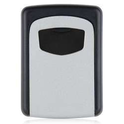 Wall Mounted 4 Digit Combination Key Storage Safe Lock Indoo