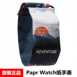 Paper Watch Papr Watch German Paper Watch Black Technology Waterproof Smart Watch Male Student Trend Female New Creative
