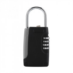 4-Digit Key Lock Box Travel Safe Security Key S Storage Box