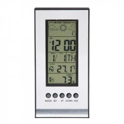 Thermometer Hygrometer Weather  Station Humidity And Temperat