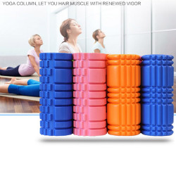 Gym Pilates Physio Floating Point Massage Yoga Foam Roller
