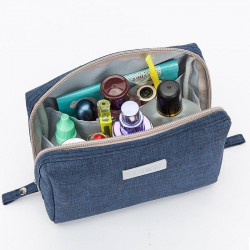 Travel Makeup Cosmetic Bag Toiletry Case Storage Organizer