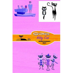 [Pre-Sale] Shag Cats Stationery  Set