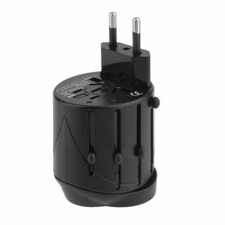 Power Plug Converter Travel  Adapter Electric Plugs Sockets C