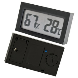Lcd Thermometer Hygrometer Weather  Station