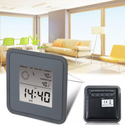 Indoor Desk Weather Forecast Station Electronic Temperature