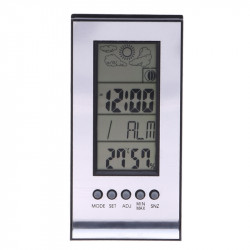 Indoor Outdoor Wireless Weather  Station Digital Thermometer